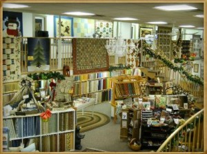 Fonthill Ontario - Quilting Bee Shop