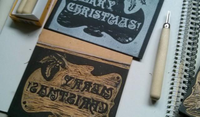 Creativ Festival, Woodblock Printing