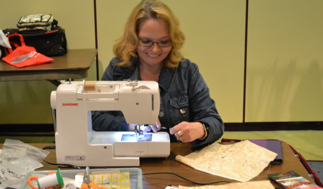 Learn to Sew, Creativ Festival