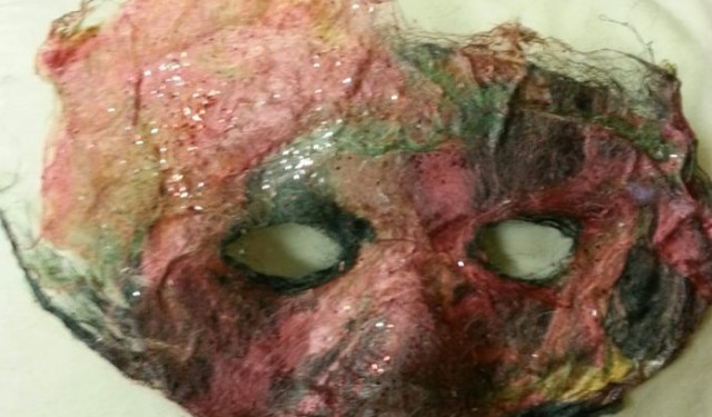 Creativ Festival, Mardi Gras Mask