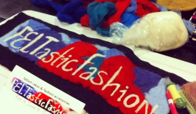 FELTastic Fashion at Creativ Festival