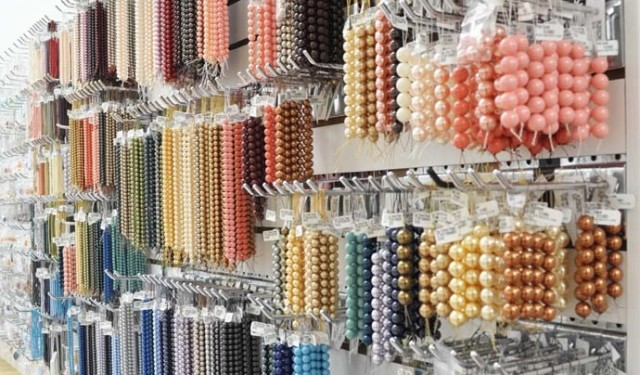 Pearls by BeadFX at Creativ Festival