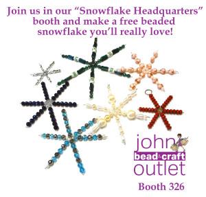 John Bead - Snowflakes