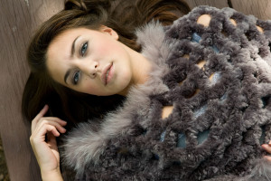 Fur Yarn by Paula Lishman at Creativ Festival