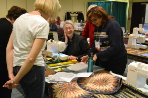 Shahena Fredericks is returning with new quilting classes