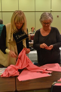 More for fashion sewers this year. And, Linda Lundstrom is back!