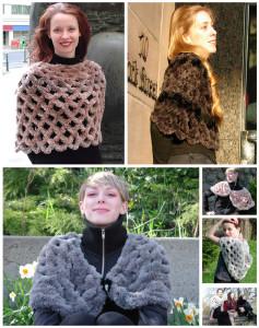 Lishman, Paula - Crochet Ring Shawl Collage_700x887