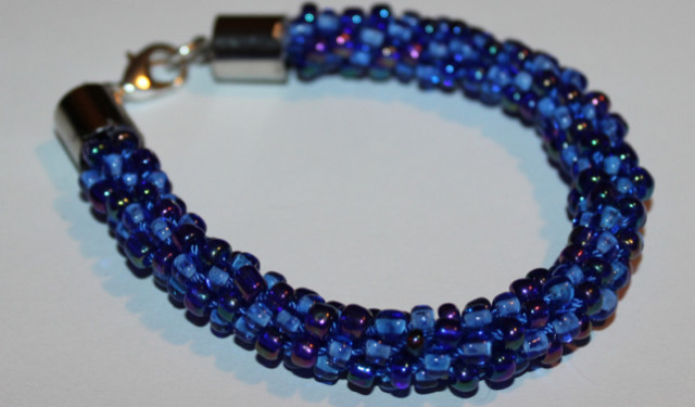 Redgers Bonnycastle, Louise - Kumihimo Bracelet_700x466
