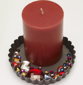 Regine, Nick - SWAROVSKI_Christmas Candle Holder_700x933