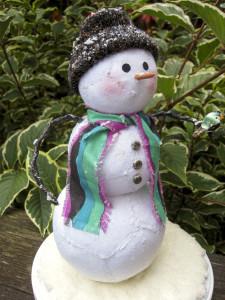 Devine, Nancy - Percy the EPP Snowman_700x933