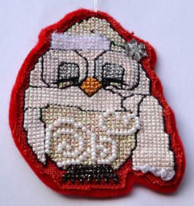 Gollek, Maria - Ornamental Owl2_700x744