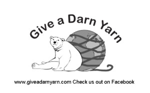Give A Darn Yarn logo